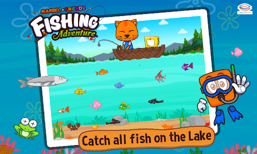 Marbel fishing go android apps on google play for How do you play go fish