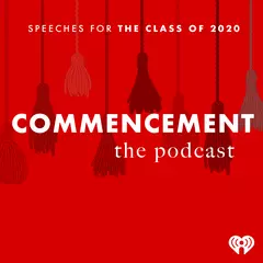Commencement Podcast Coverart