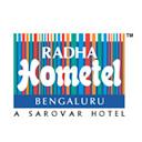 Flavours Radha Hometel, Whitefield, Bangalore logo
