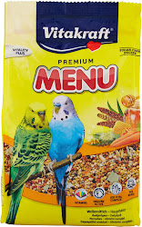 Vitakraft Budgie Food - 500g