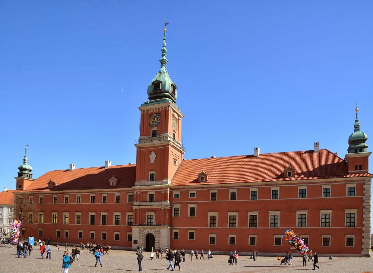Königsschloss Warschau
