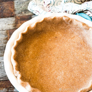 All Butter Whole Wheat Pie Crust