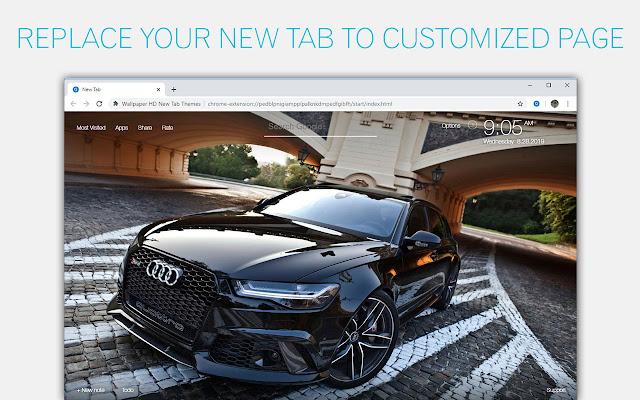 Audi Car Wallpaper Hd Custom New Tab