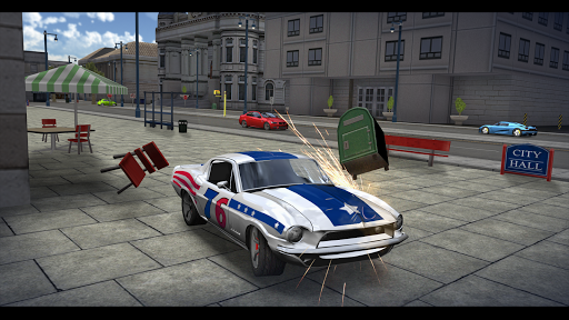 car driving simulator: sf screenshot 3