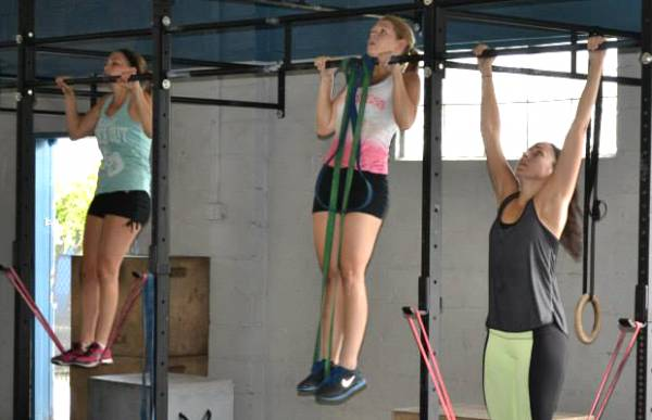 Successful Pull Ups for Beginners: Say No to Bands | Breaking Muscle