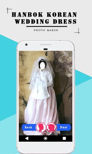 Hanbok Korean Wedding Dress 1.2 screenshots 1