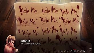 the letter horror visual novel endings