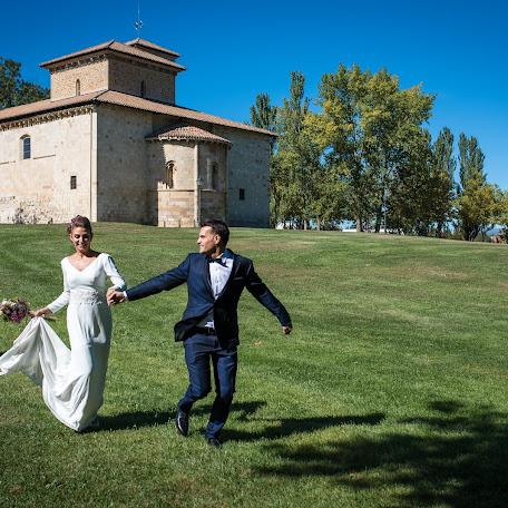 Fotógrafo de bodas Jesús Gordaliza (JesusGordaliza). Foto del 19.11.2017