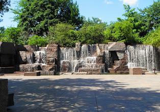 Photo: Franklin D Roosevelt Memorial