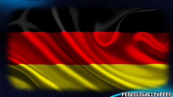 Germany Flag Wallpaper Screenshot Thumbnail