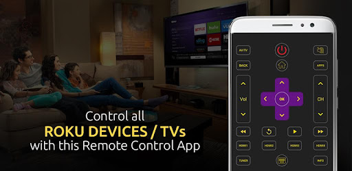 Remote for ROKU TVs / Devices : Codematics - Apps on Google Play