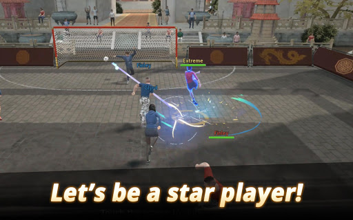 Extreme Football:3on3 Multiplayer Soccer screenshots 9