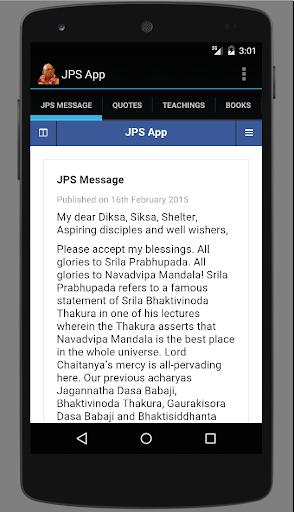 JPS App