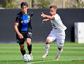 Thomas Van Den Keybus heeft zijn contract verlengd bij Club Brugge