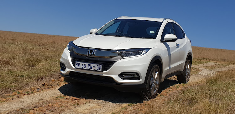 Styling update gives this Honda crossover more presence. Picture: DENIS DROPPA