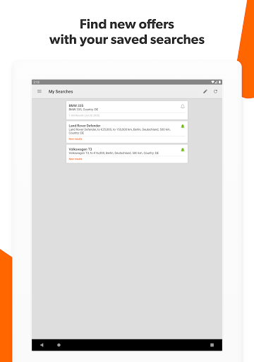 mobile.de – Germany's largest car market 8.11.1 screenshots 13