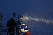 Some 70 scientists' a marine expert and an artist from UCT recently returned from a trip to Antarctica.