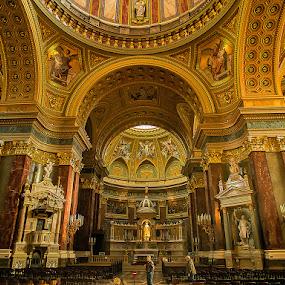 ST. MATHIAS CHURCH by Hendrik Priyanto - Buildings & Architecture Places of Worship