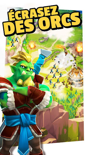 Code Triche Empire: Age of Knights APK MOD screenshots 1