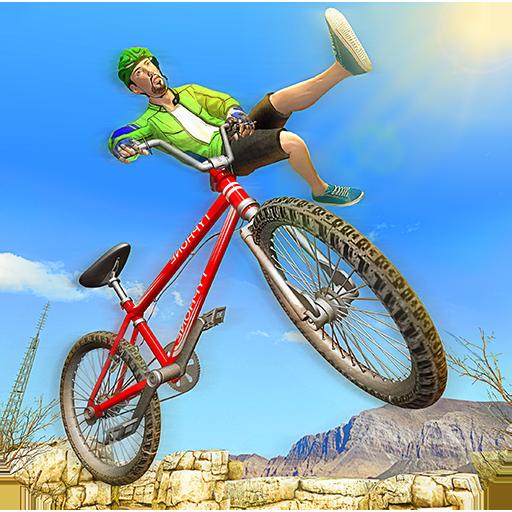 Bicycle Freestyle Stunt Master