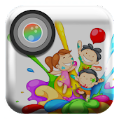 Kids Photo Editor Frames Free