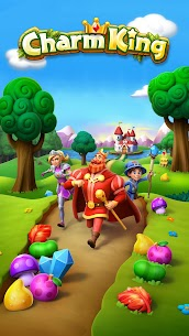 Charm King MOD Apk (Unlimited Golds/Lives) 5
