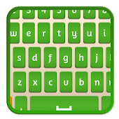 Clumsy SMART KEYBOARD Skin