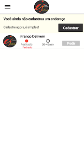 iFrango Delivery - náhled