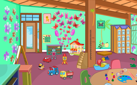 Escape Games-Day Care Room 15.0.8 screenshot 1085548