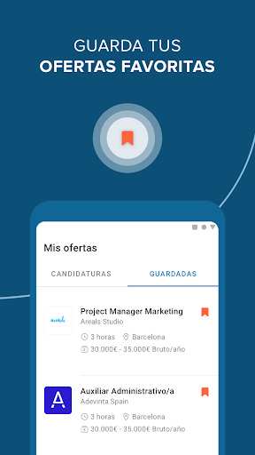 InfoJobs - Job Search screenshot 4