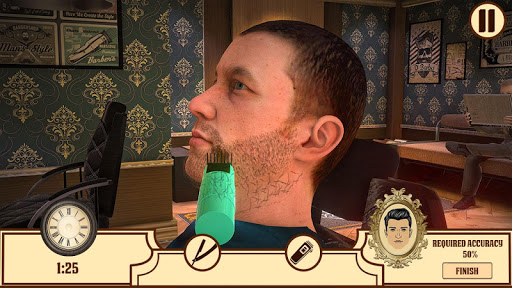 Barber Shop Hair Cut Salon screenshot 4