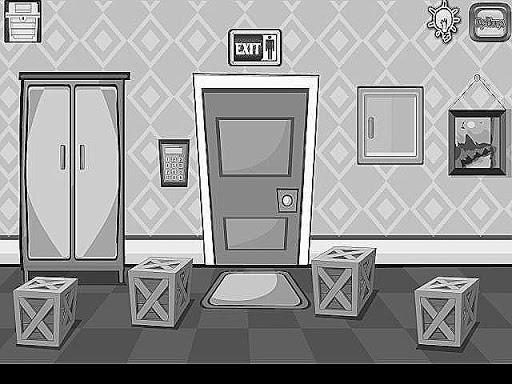 逃出25个房间系列第一部 - 史上最难的密室逃脱游戏