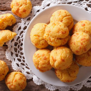 French Cheese Gougeres