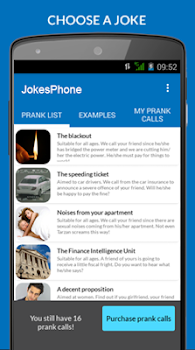 JokesPhone - Prank Calls