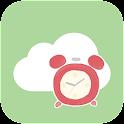 깨날(깨워주는 날씨, 날씨알람) icon