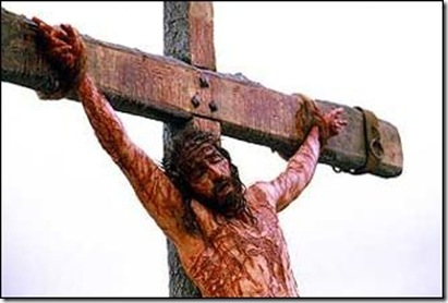 Jesus crucificado!!!