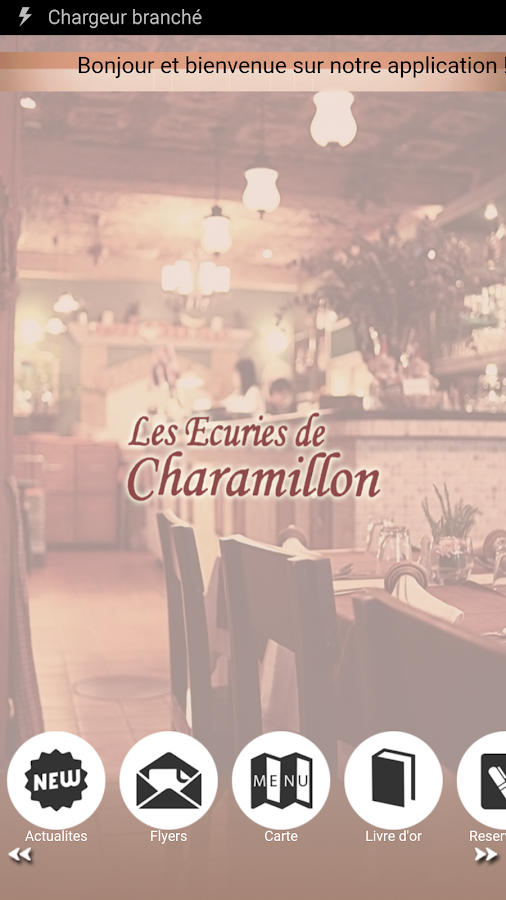 Les Écuries de Charamillon- screenshot