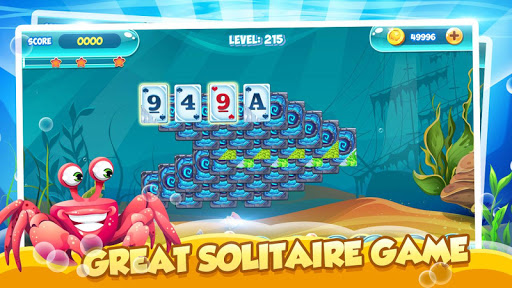 Ocean Fish Solitaire  screenshots 4