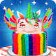 Unicorn Rainbow Cake Desserts (game)