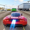 Extreme Highway Car Racing Free icon