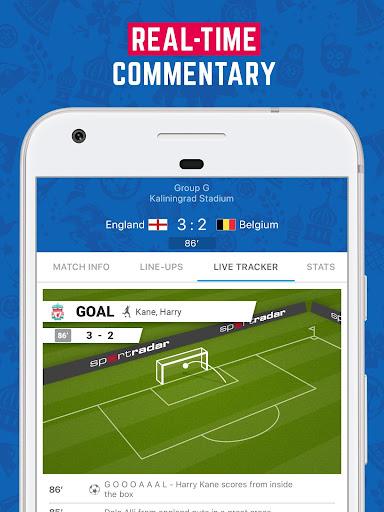LiveScore: World Football 2018 2.2.4 screenshots 1