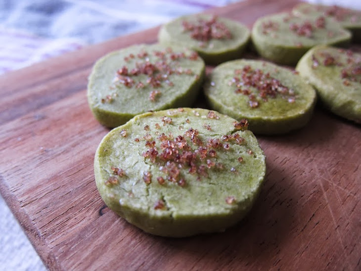 Green Sugar Shortbread Recipes — Dishmaps
