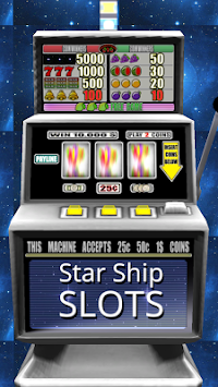 3D Star Ship Slots - Free apk screenshot