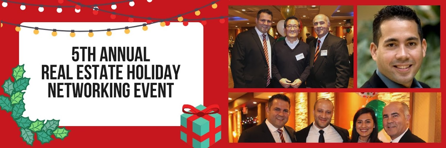 5th Annual Real Estate Holiday Networking Event