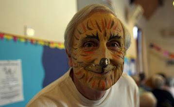 Photo: Face-painting © Priston Festival 2012