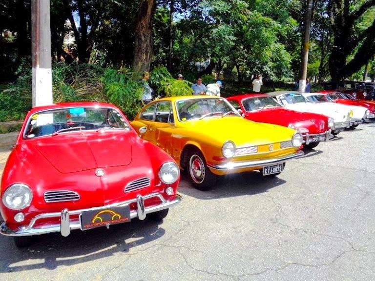 Volkswagen  Karmann Ghia Hire São Paulo