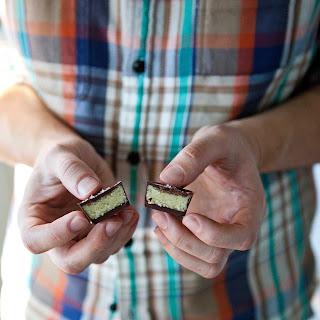 Dark Chocolate Marzipan Truffles Recipe