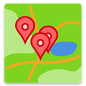 Playgrounds - Map of nearby playgrounds icon