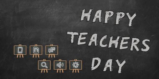 Teachers' Day Theme