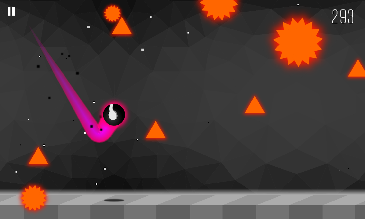 Dash till Puff!- screenshot